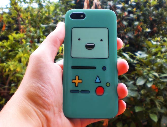 Capinha do Beemo - Adventure Time